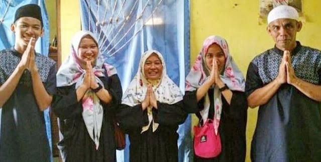 Tragis! Suami Istri dan 3 Anak Tewas Terjebak Kebakaran di Tangerang