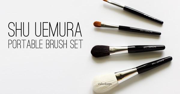 Shu Uemura Travel Size Shampoo