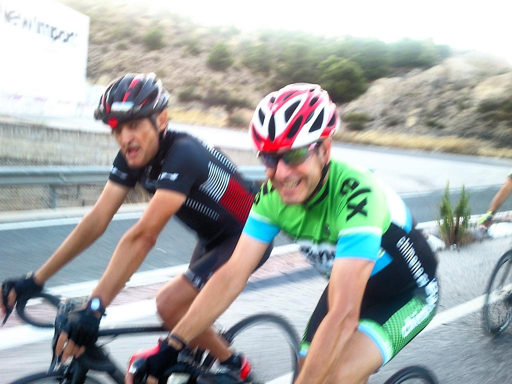 Club ciclista chimeneas elche domingo 20 de agosto ruta 16 - Chimeneas elche ...