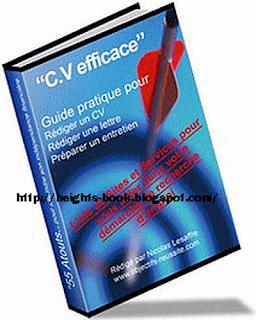 Télécharger Livre Gratuit Guide pratique pour un CV efficace pdf