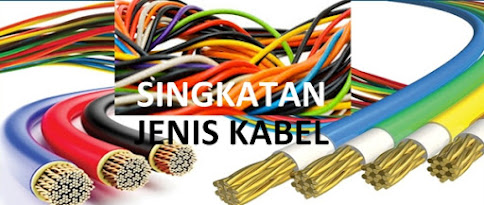 Singkatan jenis kabel