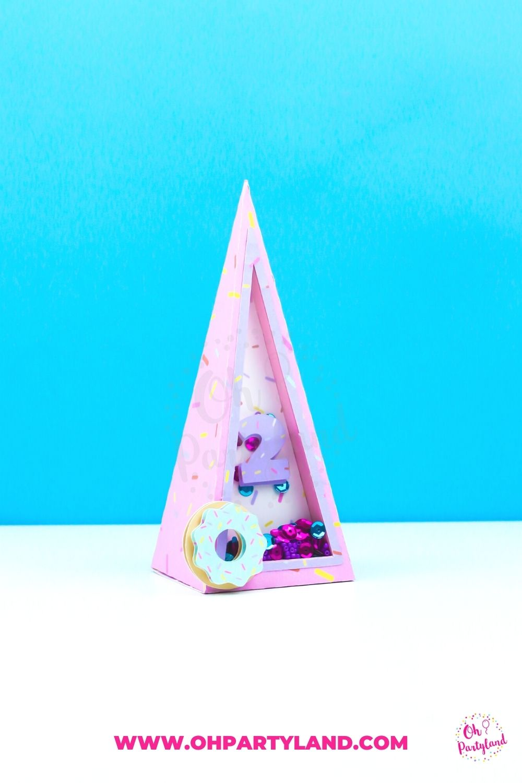 How to make a Pyramid Box