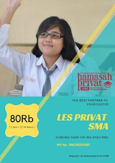 Les Privat SMA Bandung