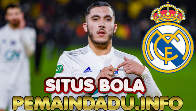 Gelandang Rayan Cherki Bermimpi Gabung Real Madrid