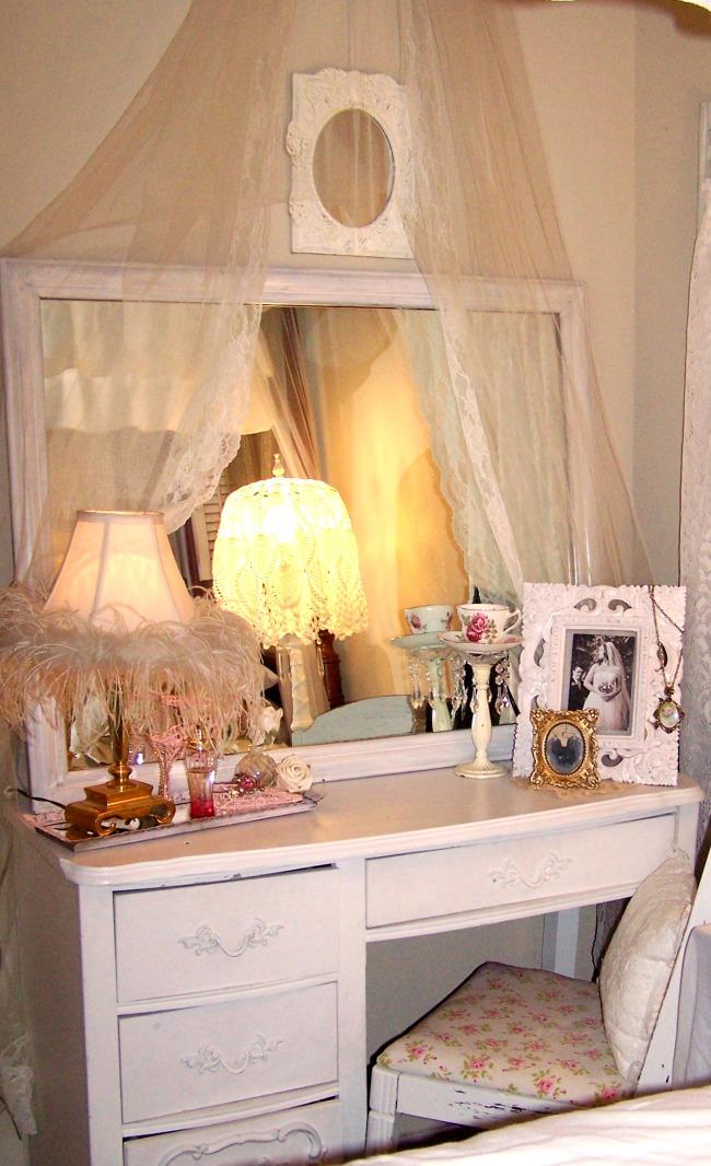 olivia's romantic home shabby chic bedroom boudoir update