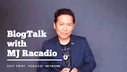 Blogtalk Hollywood with MJ Racadio now on Cut! Print. Podcast Network