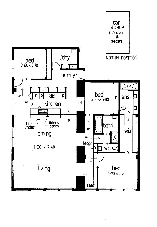 Apartment Floor Plans Melbourne
