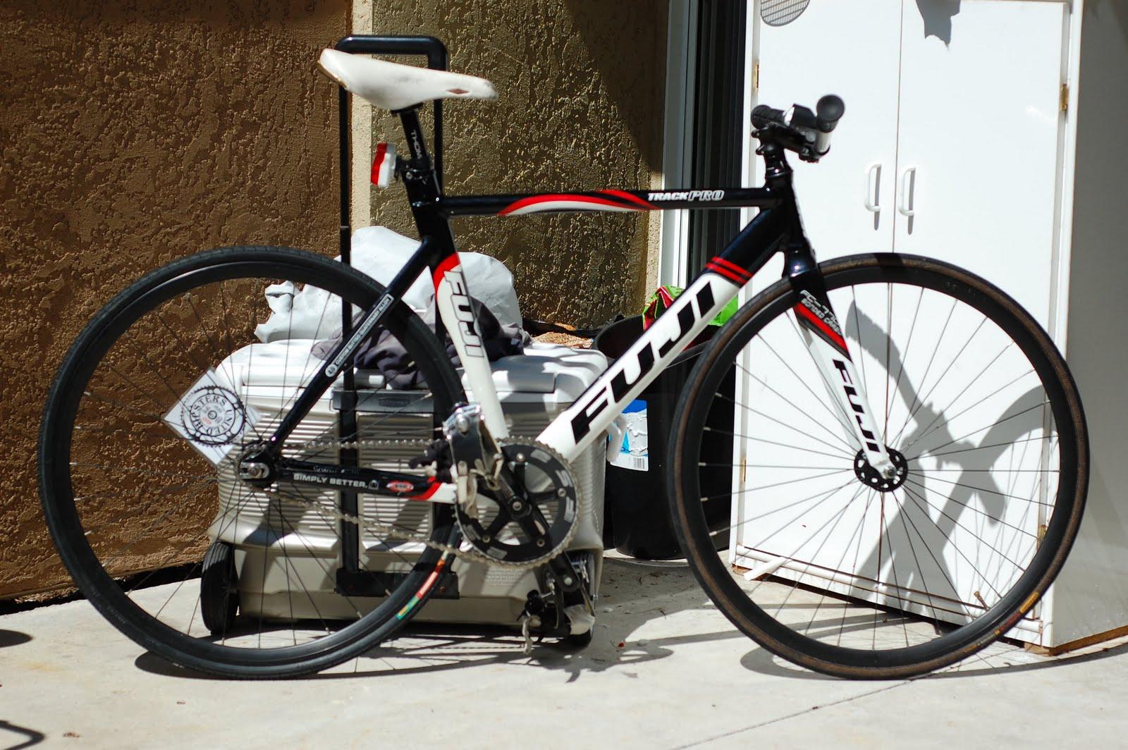 Luggedsteal: Bike Check: Fuji Track Pro
