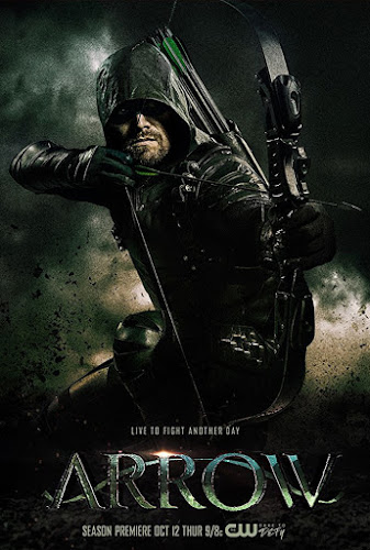 Arrow Temporada 6 (HDTV 720p Ingles Subtitulada) (2017)