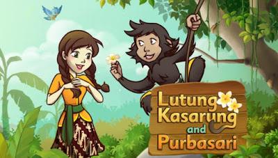 Download PPT I Love Indonesian Folktales | Materi Bahasa Inggris SMP/MTs Kelas 9 (Revisi)
