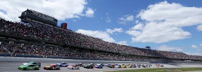 #NASCAR - Unpredictable Talladega Superspeedway Playoff Weekend