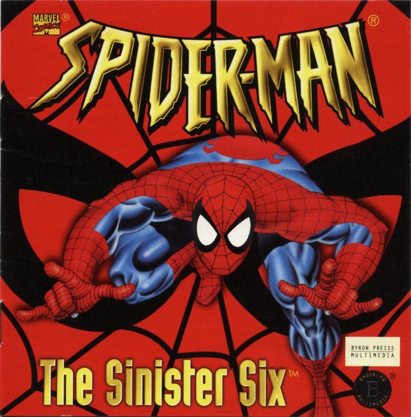 تحميل لعبة مارفل كوميكس سبايدر مان القديمة - Marvel Comics Spider-Man: The Sinister Six