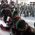 Aksi Donorkan Darah, Bukti Komitmen Bataliyon Armed 13 Nanggala Kostrad