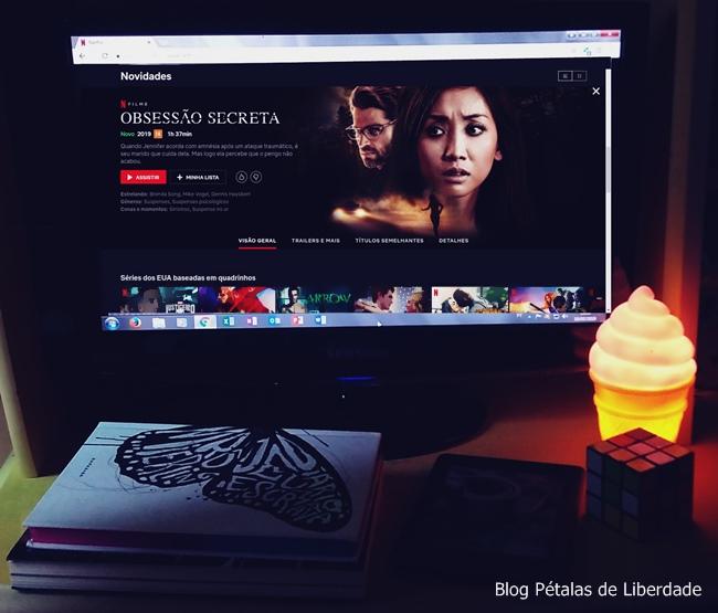 Filme, Obsessao-Secreta, netflix