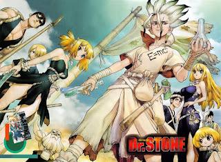 Nonton Dr. Stone Sub Indo