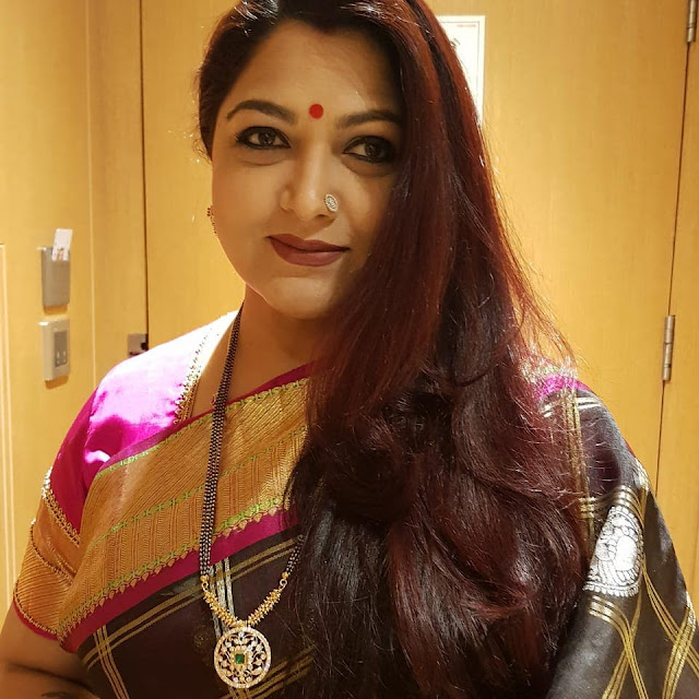 Kushboo (Indian Actress) Wiki, Age, Height, Family, Career, Awards, and Many More...
