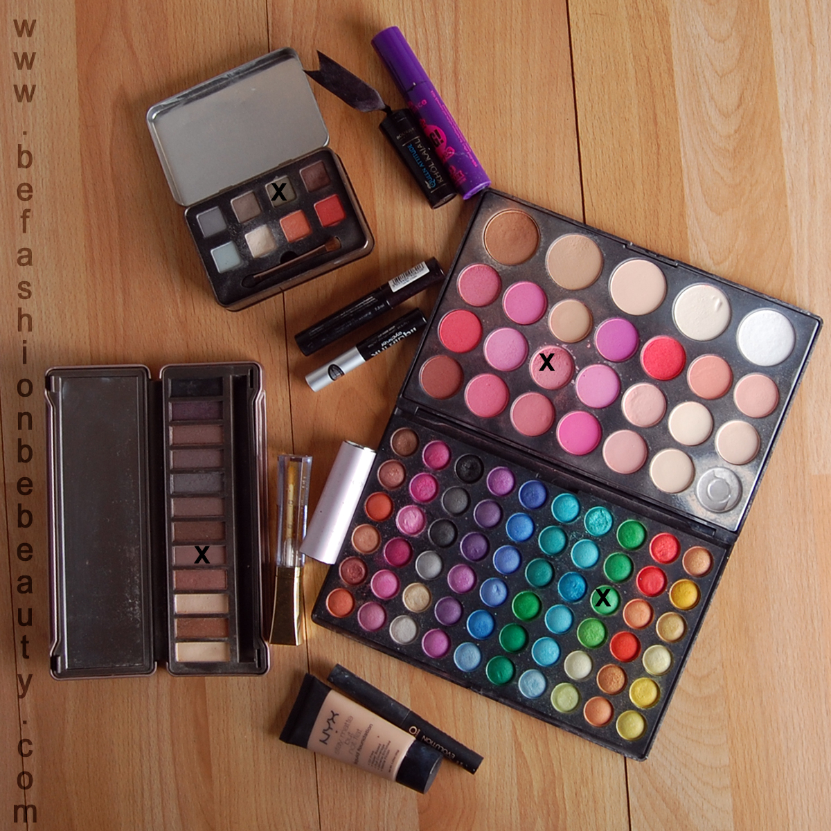 """Maquillaje paso a paso con """"BE FASHION. BE BEAUTY."""" Maquillaje para ojos verdes."""