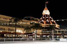 San Diego Hotel Del Coronado Christmas Tree