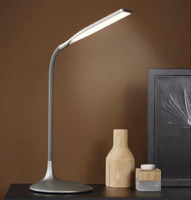 Lampa stołowa LED Osram z Lidla