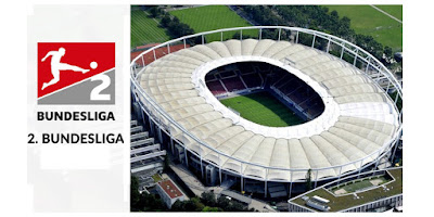 ฟุตบอล บุนเดสลีกา ลีก 2 เยอรมัน Bundesliga 2