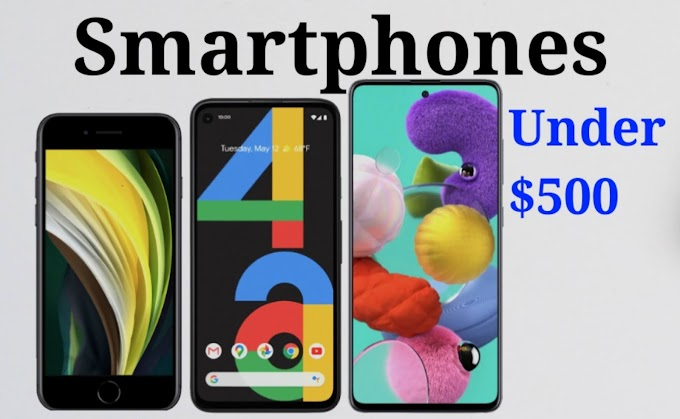 Apple, Google & Samsung Mobiles Under $500 - Forget About $1000 Smartphones