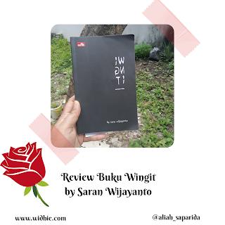 Buku wingit by sara wijayanto