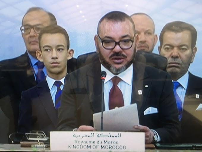 """Marruecos fuera de la cumbre de Biden, que sigue esperando una """"señal clara"""" de EE.UU sobre el Sáhara Occidental."""