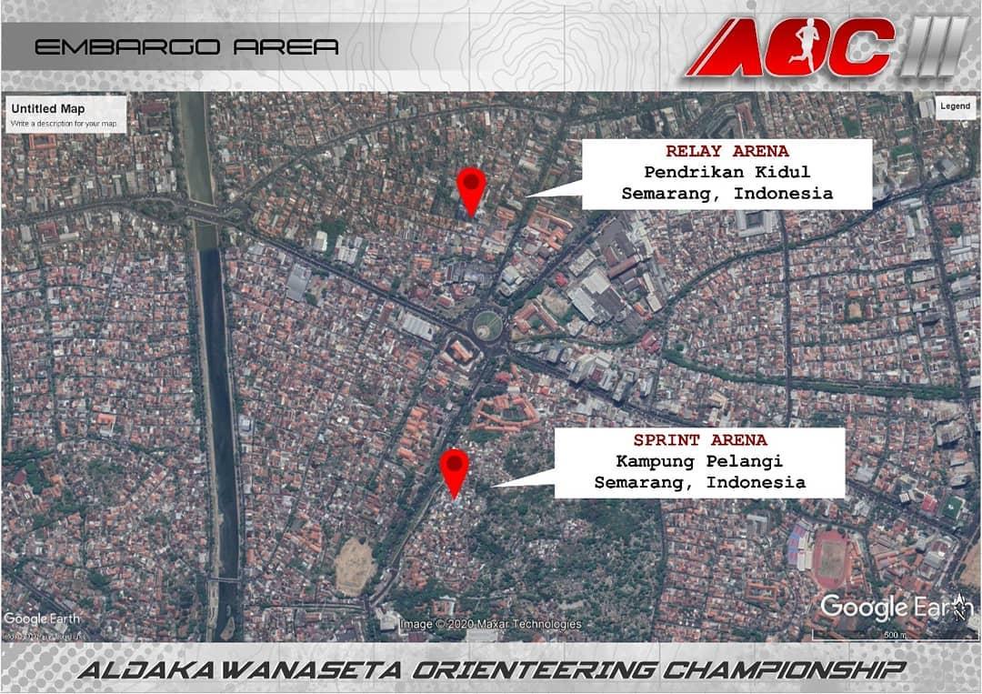 International Aldakawanaseta Orienteering Championship - AOC III • 2020