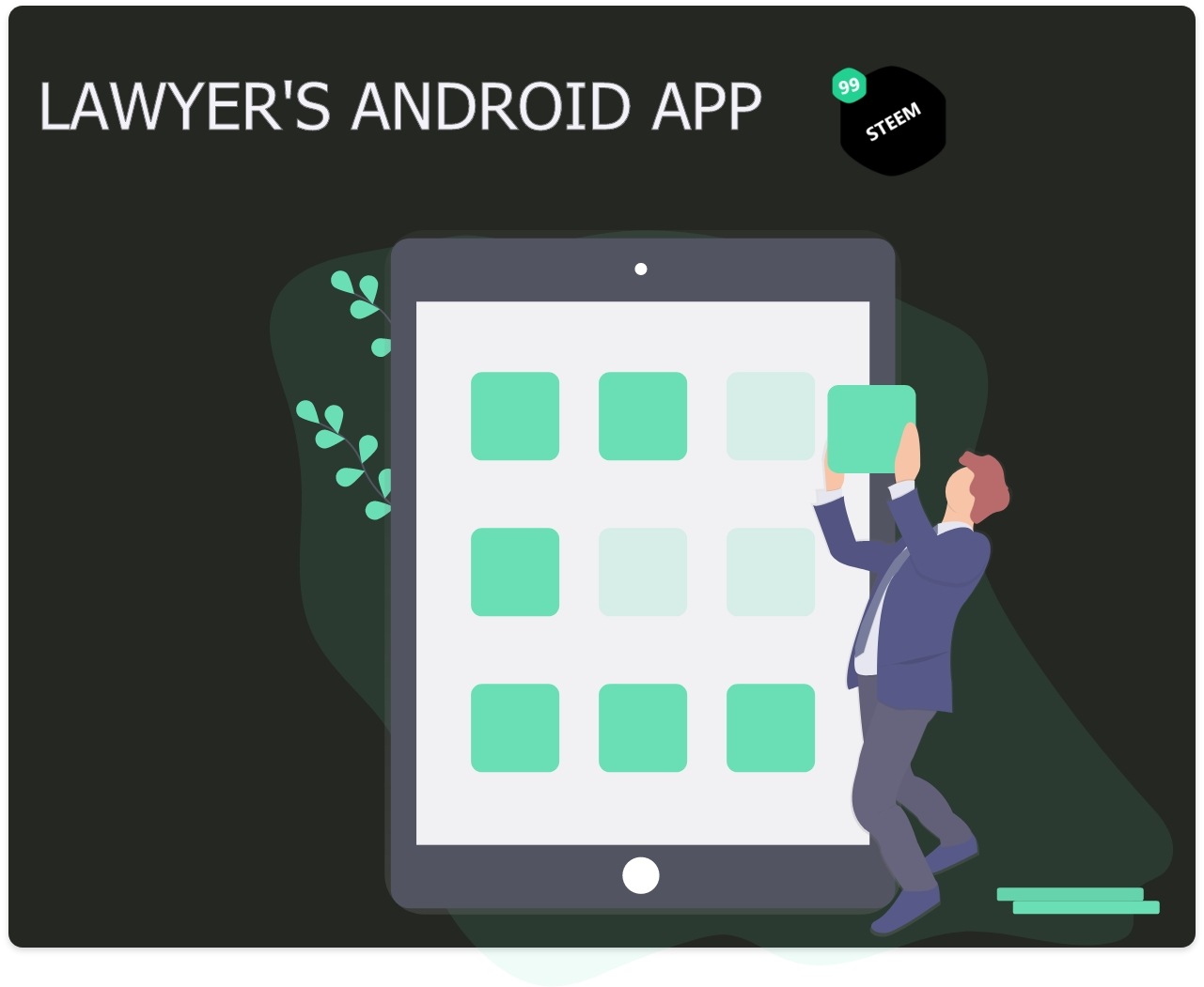 Lawyers app template