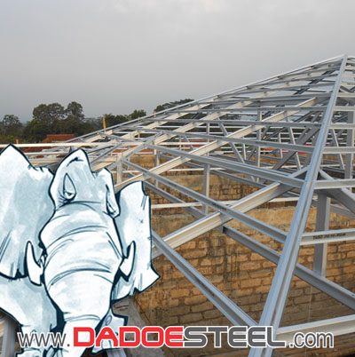 baja ringan bandung harga rangka atap garut sumedang subang unggul