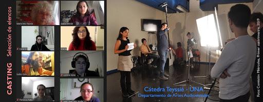 Casting - Cátedra Teyssié - UNA