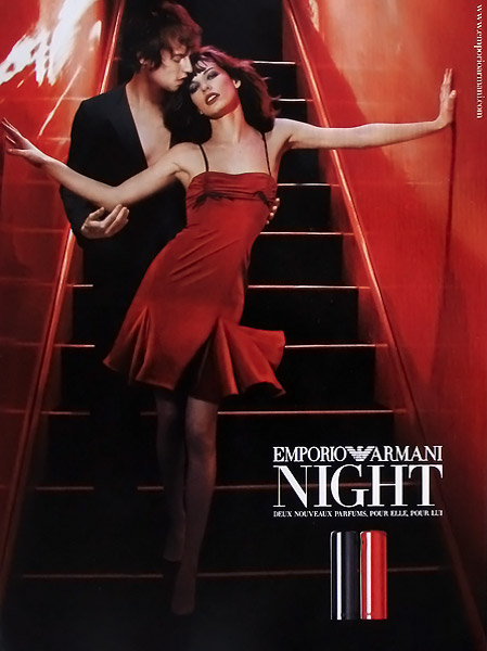 Emporio Armani Night (2003 - 2004) Giorgio Armani