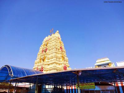 Sri Nettikanti Anjaneya Swamy Devastanam Kasapuram