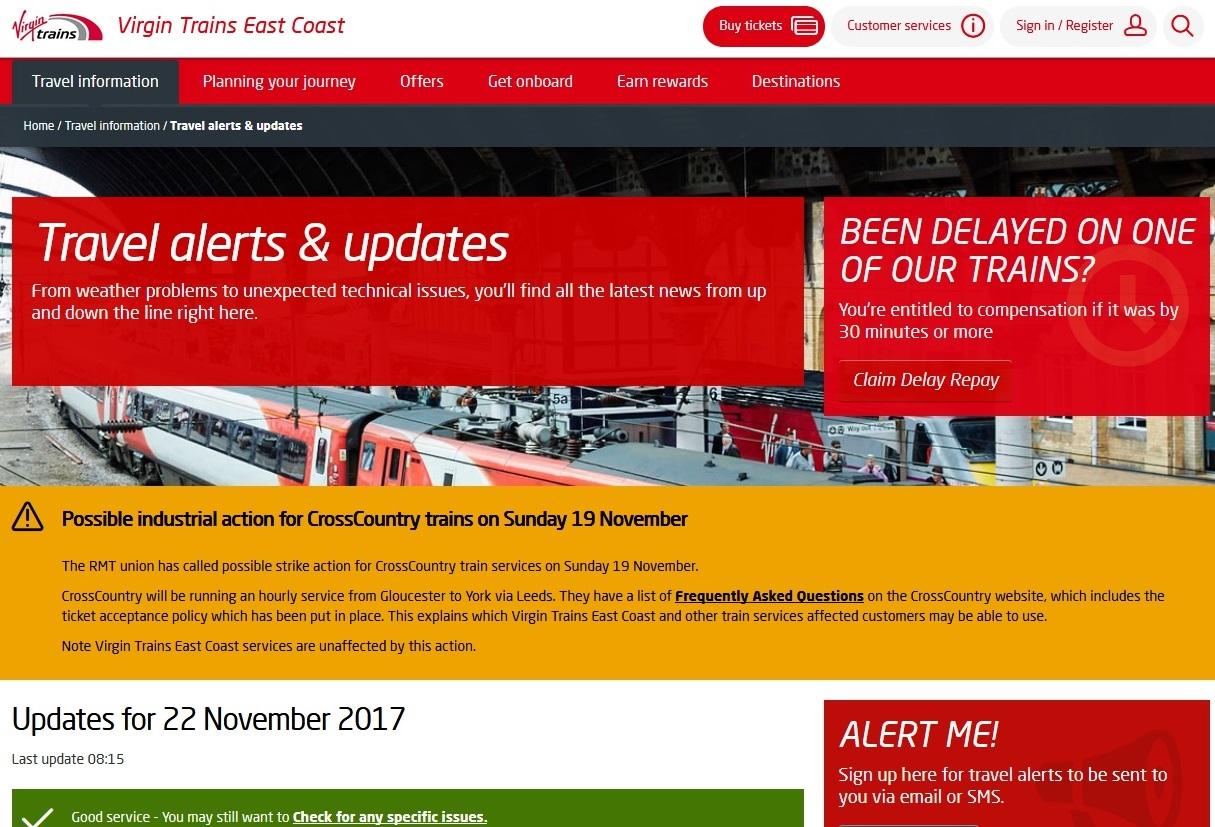 Railway Eye - the railway blog: VTEC - Master of the Interwebs