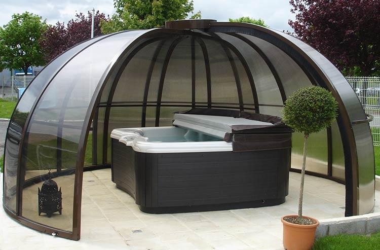 Crespi italian garden il blog spa s ma a casa - Mini piscine da giardino ...