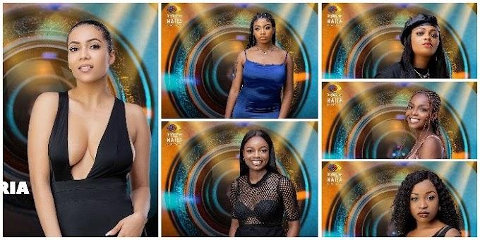 Shine Ya Eye – Meet The #Bbnaija 2021 Female Housemates (Photos)