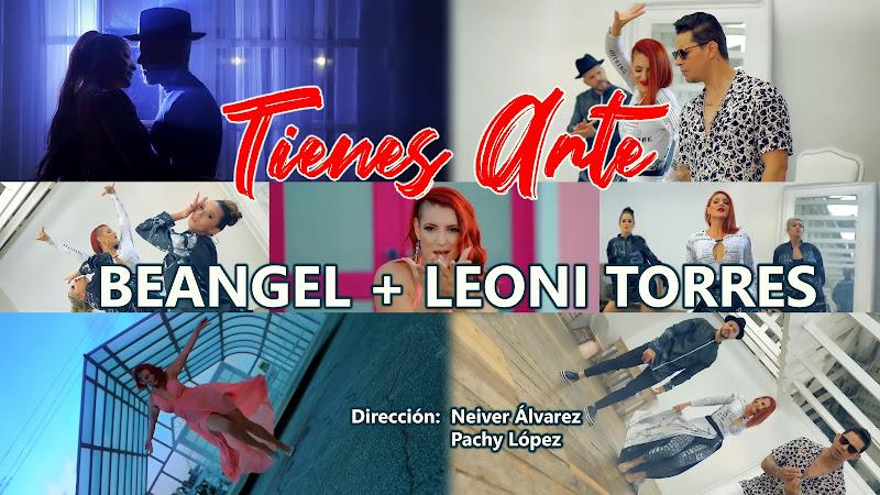 Beangel & Leoni Torres - ¨Tienes Arte¨ - Videoclip - Dirección: Neiver Álvarez - Pachy López. Portal Del Vídeo Clip Cubano