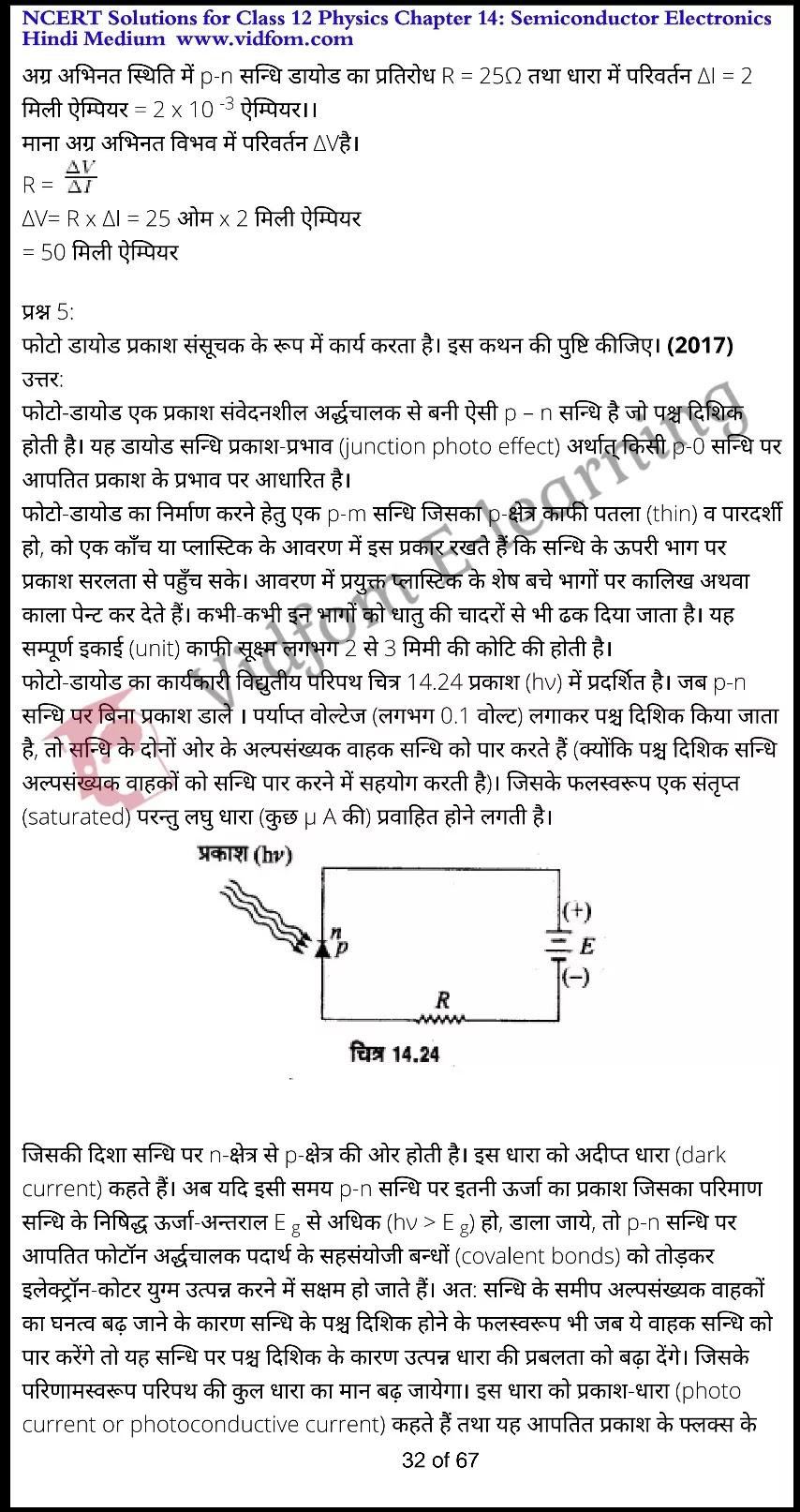 class 12 physics chapter 14 light hindi medium 32