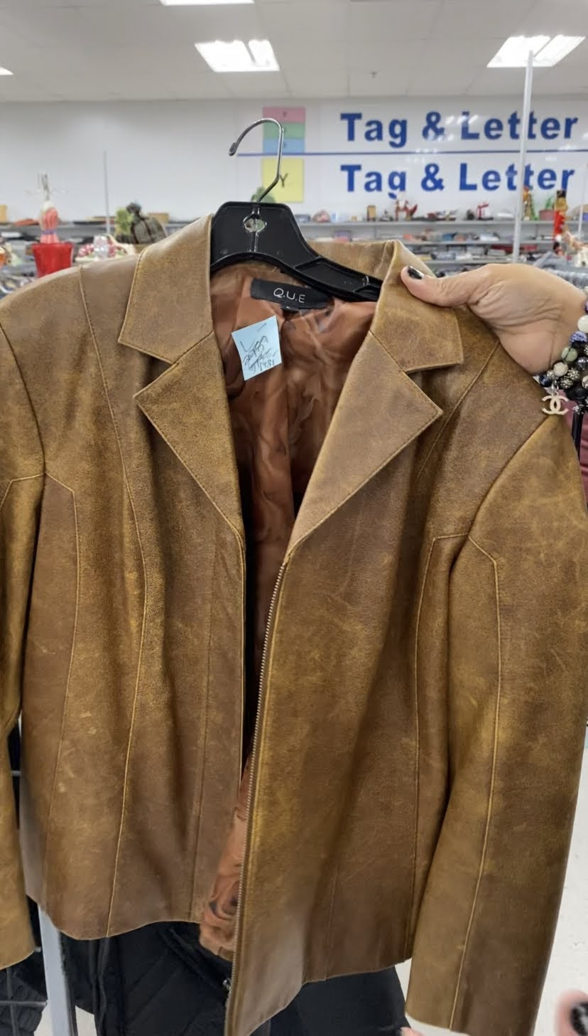 Thrift Snooping Finds
