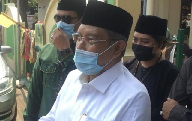Said Aqil Kena Corona, Sekretaris: Sekarang Jalani Perawatan di RS, Mohon Doanya!