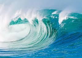 Foto-de-uma-grande-onda