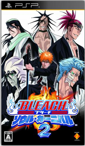 Bleach – Soul Carnival 2 (Japan) Iso Ppsspp For Android
