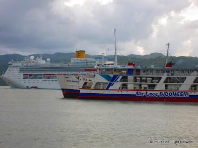 costa victoria lombok