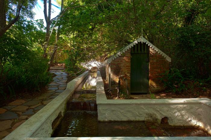 Stellenberg Gardens, canal