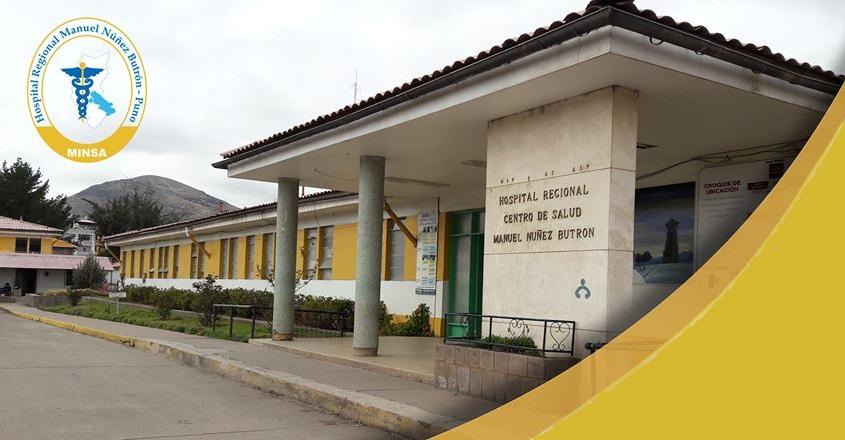 Hospital Regional Manuel Núñez Butrón