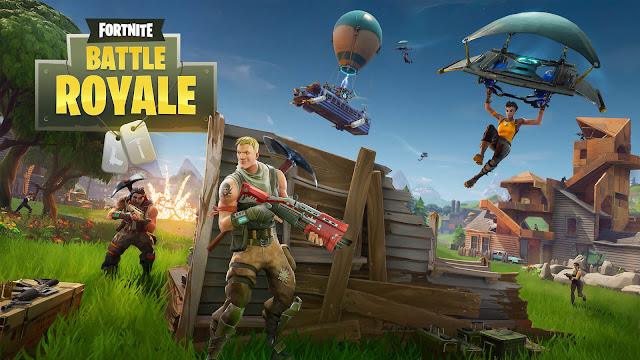 Fortnite Battle Royale Lite. (Techark Games)