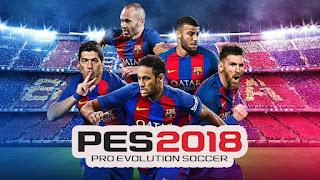 PES-2018-(PRO-EVOLUTION-SOCCER)-APK