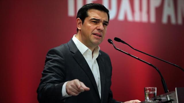 """Grecia conmina al FMI y a Alemania a dejar de """"jugar con fuego"""""""