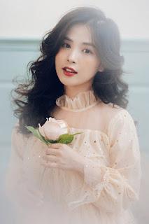 """""""Nancy phiên bản Việt"""" xinh như thiên thần dù đã bước sang tuổi 27"""