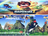 Cara Bermain Ramboat 2 Game Offline Yang Lagi Hits